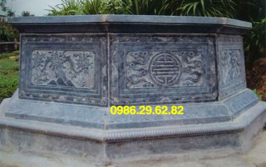 mộ đá bát giác đẹp nhất