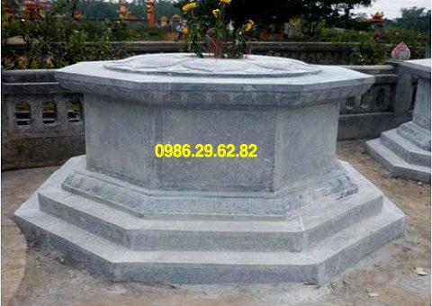 mộ hình bát giác
