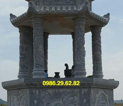 mộ đá hình bát giác