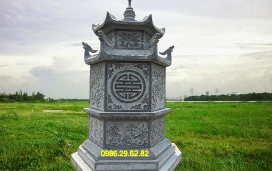 mộ đá hình lục giác