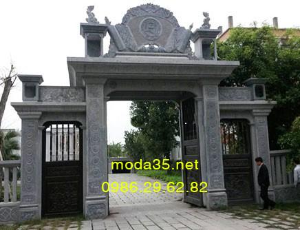 cổng đá